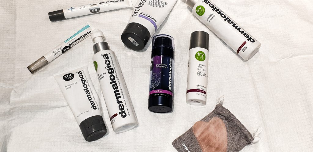 Dermalogica Products mentioned throughout this blog
