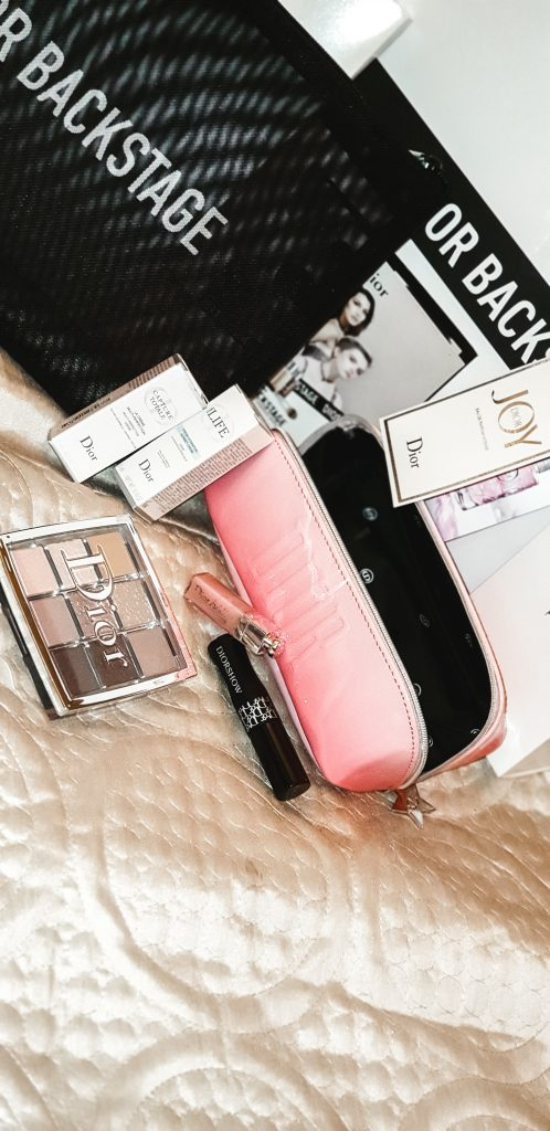 Inside the Dior Goody Bag