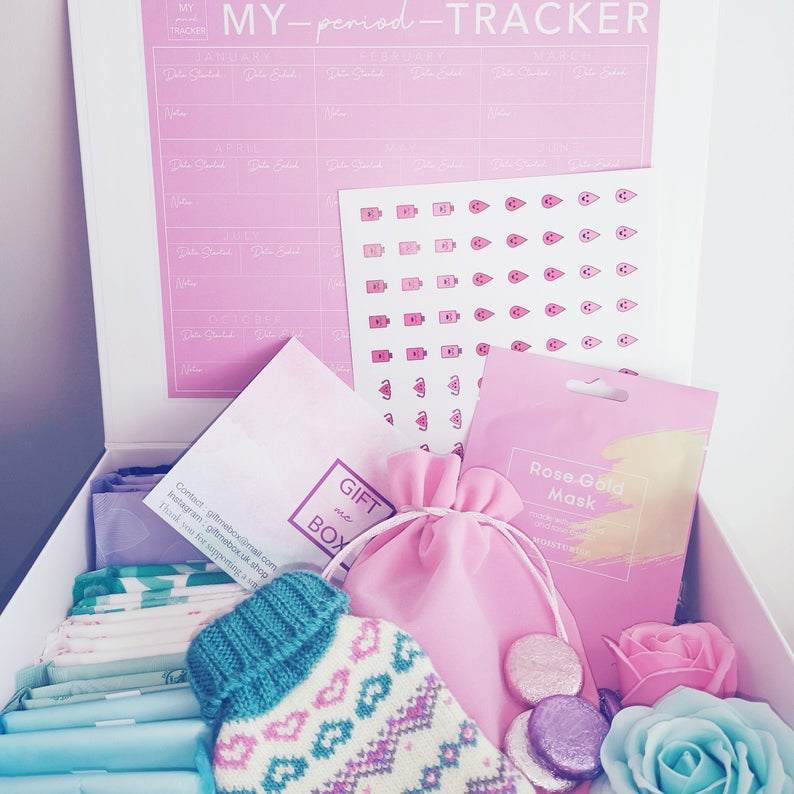 Gift Me Box Contents